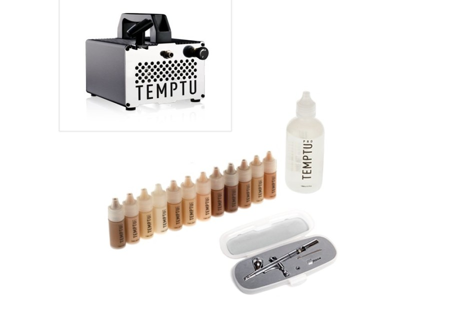 temptu student kit one compressor